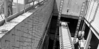 日进50米 沈阳地铁九、十号线开启铺轨时代 - 辽宁频道