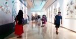 辽宁省图书馆举办辽宁书画名家扇面特展 - 文化厅
