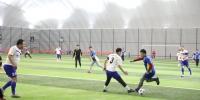 运营分公司足球超级联赛圆满落幕 - 沈阳地铁
