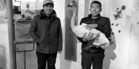 锦州义县大哥花800元钱打出租车带白天鹅来沈看病 - 辽宁频道