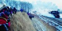 铁岭:感受蒸汽机车的魅力(图) - 辽宁频道
