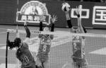 辽宁女排首回合1比3负于天津队 - 辽宁频道