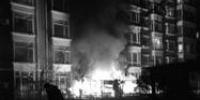 正月初五 一楼起火 六楼邻居上阁楼翻天台逃生 - Syd.Com.Cn