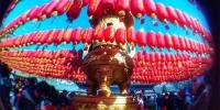 沈阳皇寺庙会完美收官 8天迎客138万人次 - 辽宁频道