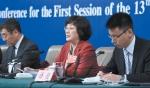 十三届全国人大一次会议围绕人大立法与监督工作召开记者会 生态环保成为关注焦点 - 沈阳市环保局