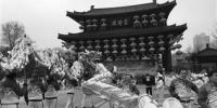"""沈阳:""""龙抬头""""文化节向市民展示""""龙文化"""" - 辽宁频道"""