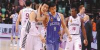 辽篮123比119险胜北京队 总比分2比1领先(图) - 辽宁频道