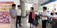 不忘初心 牢记使命---省社科院院长姜晓秋深入东洲区社区开展基层理论宣讲工作调研 - 社会科学院