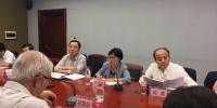 省工业文化发展中心主任许桂清与国务院参事一行座谈 - 档案信息网