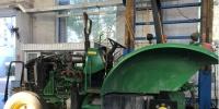拖拉机静压试验台改造完毕并投入使用 - 农业机械化信息网