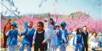 大连(旅顺)国际樱花节开幕 - 辽宁频道