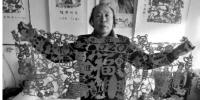 """葫芦岛68岁老人一剪刀剪出60只""""老鼠"""" - 辽宁频道"""