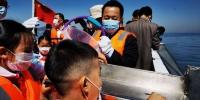 大连今年计划增殖放流超30亿尾鱼虾蟹苗 - 中国在线